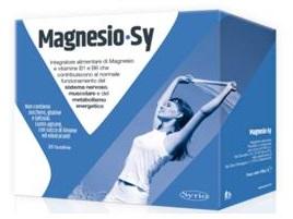 MAGNESIO SY 20 BUSTINE 100 G - Farmaseller