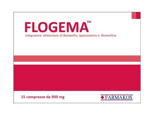 FLOGEMA 15 COMPRESSE - Turbofarma.it