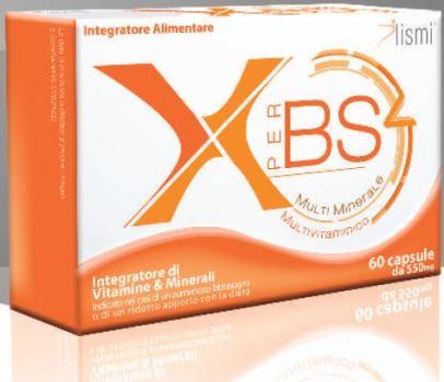 XBS PER 60 CAPSULE 500MG - Farmacia Massaro