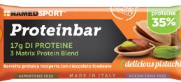 PROTEINBAR DELICIOUS PISTACHIO - Farmaunclick.it
