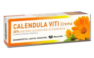 CALENDULA VITI CREMA 100 ML - Farmaunclick.it