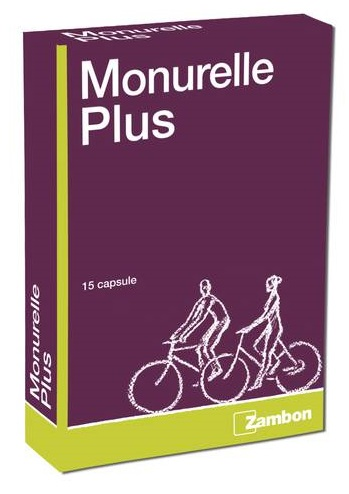 MONURELLE PLUS 15 CAPSULE - Farmawing