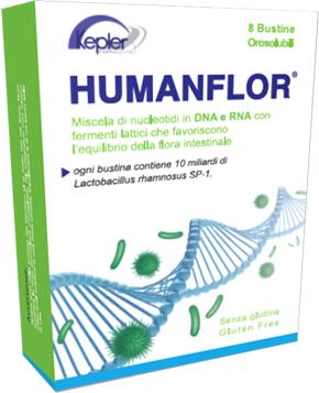 HUMANFLOR 8 BUSTINE 12 G - pharmaluna