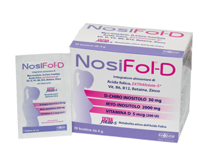 NOSIFOL-D 30 BUSTINE 4 G - Farmastar.it