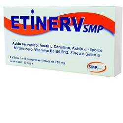 ETINERV SMP 30 COMPRESSE - Farmafamily.it