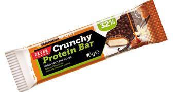 Crunchy Proteinbar Caramel Vanilla 40 g - Farmalilla