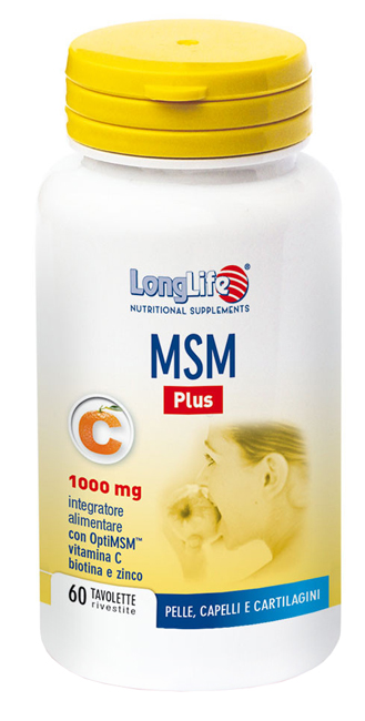 LONGLIFE MSM PLUS - Farmabellezza.it