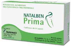 NATALBEN PRIMA 30 CAPSULE - DrStebe