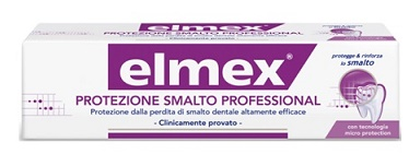 ELMEX DENTIFICIO PROTEZIONE SMALTO PROFESSIONAL 75 ML - Parafarmacia Tranchina