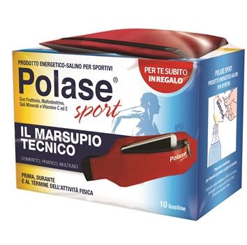 POLASE SPORT 10 BUSTE + MARSUPIO