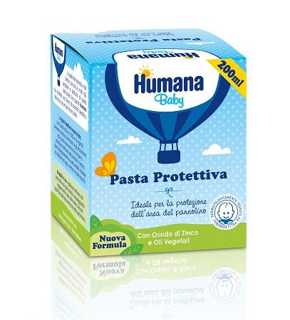 HUMANA BABY PASTA PROTETTIVA 200 ML - Turbofarma.it