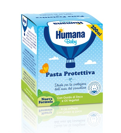 HUMANA BABY PASTA PROTETTIVA 50 ML - Farmabros.it