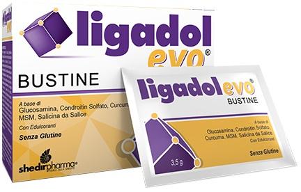LIGADOL EVO 20 BUSTINE 3,5 G - Spacefarma.it