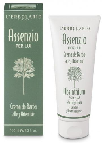 ASSENZIO CREMA BARBA 100ML - Farmaunclick.it