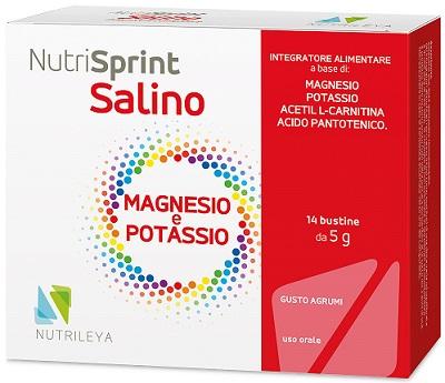 NUTRISPRINT SALINO 14 BUSTINE - Farmacia 33