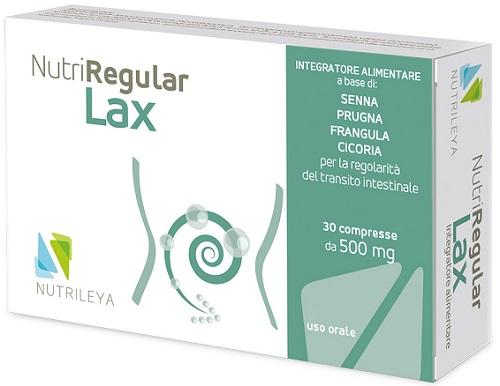 NUTRIREGULAR LAX 30 COMPRESSE - Farmapass