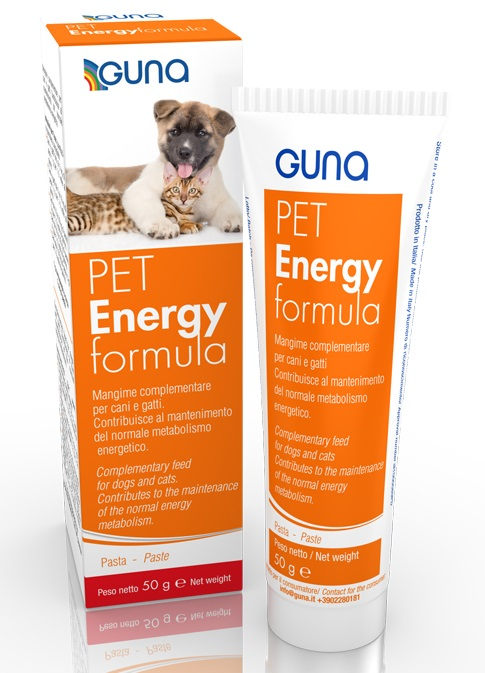 PET ENERGYFORMULA 50 G - Spacefarma.it