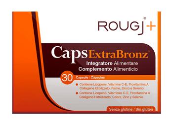 ROUGJ CAPSULE INTEGRATORE SOLARE 30 CAPSULE -