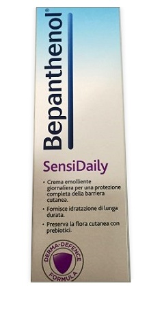 BEPANTHENOL SENSIDAILY 150 ML - Farmastop