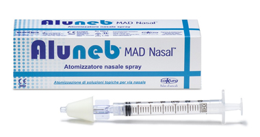 ALUNEB MAD NASAL ATOMIZZATORE NASALE 3 ML - Farmawing