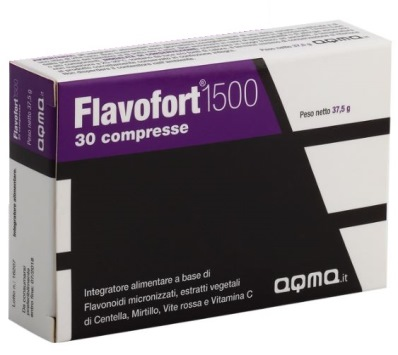 FLAVOFORT 1500 30 COMPRESSE - Farmapass