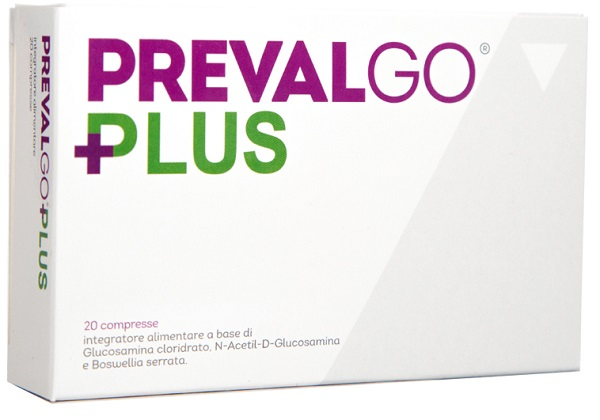 PREVALGO PLUS 20 COMPRESSE - Farmaci.me