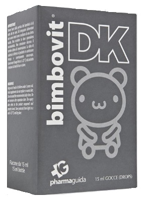 BIMBOVIT DK 15 ML - farmaventura.it