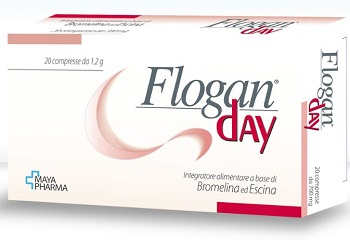 FLOGAN DAY 20 COMPRESSE - Parafarmacia Tranchina