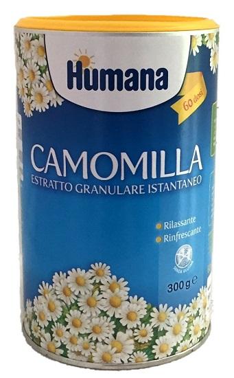 HUMANA CAMOMILLA GRANULARE 300 G - Farmacia Castel del Monte