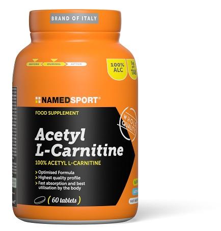 ACETYL L-CARNITINE 60 CAPSULE - FARMAPRIME