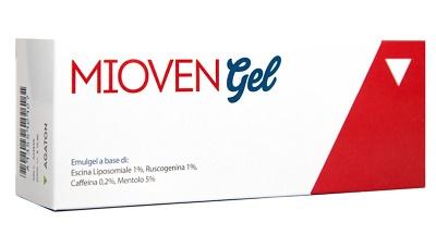 MIOVEN GEL RINFRESCANTE GAMBE E PIEDI 100 ML - Farmacia Massaro