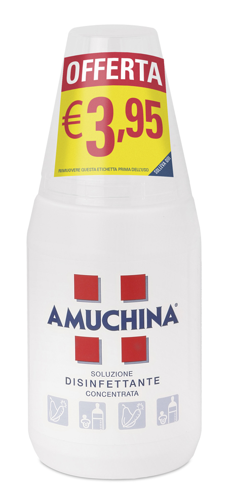 AMUCHINA 100% 250 ML PROMO - Farmabellezza.it