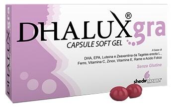 DHALUX GRA 30 CAPSULE SOFTGEL - Farmacielo