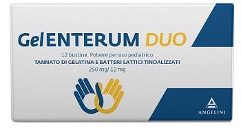 GELENTERUM DUO 12 BUSTINE - Farmia.it