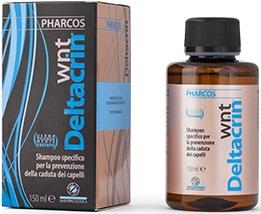 DELTACRIN WNT SHAMPOO PHARCOS 150 ML - Parafarmacia Tranchina