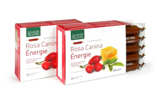 ROSA CANINA ENERGIE BIOLOGICO 10 AMPOLLE BEVIBILI DA 10 ML - Farmaseller
