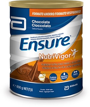 ENSURE NUTRIVIGOR CIOCCOLATO 850 G - Farmaunclick.it