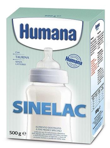Humana Sinelac 1 Alimento Per Fini Medici Speciali 500 g