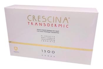 TRATTAMENTO COMPLETO CRESCINA TRANSDERMIC RI-CRESCITA 1300 DONNA 10+10 FIALE DA 3,5 ML