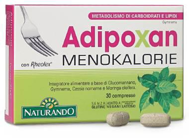 ADIPOXAN MENOKALORIE 30 COMPRESSE