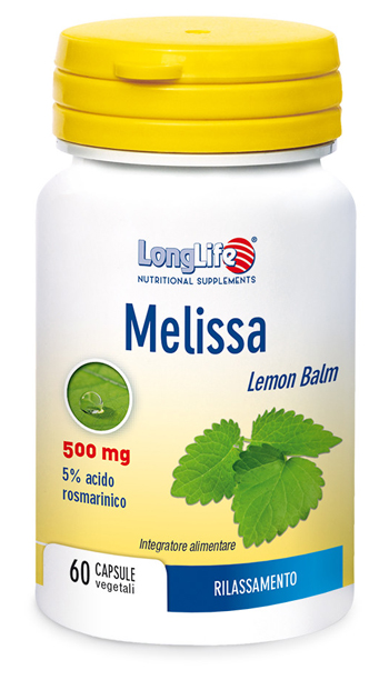 Longlife Melissa 60 Capsule - Arcafarma.it