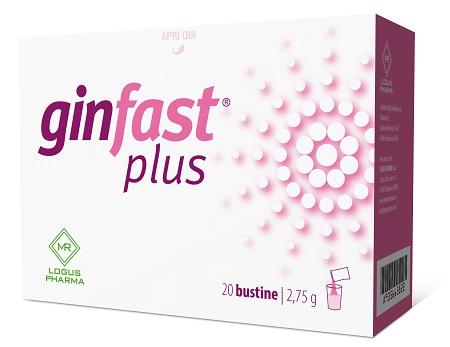 GINFAST PLUS 20 BUSTINE 2,75 G - DrStebe