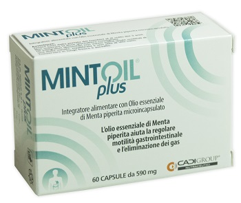 MINTOIL PLUS 4 BLISTER DA 15 CAPSULE - Farmapage.it
