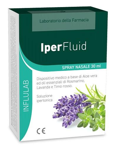 LDF IPERFLUID SPRAY NASALE 30 ML