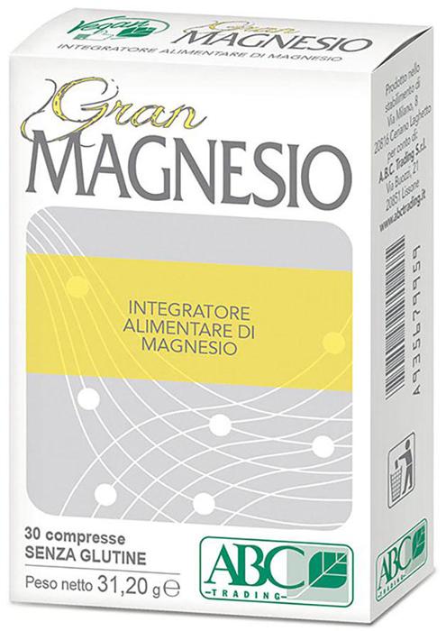 GRAN MAGNESIO 30 COMPRESSE - Farmaseller