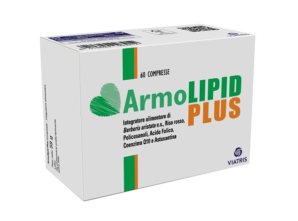 ARMOLIPID PLUS 60 COMPRESSE - Spacefarma.it