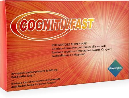 COGNITIV FAST 20 CAPSULE - farmaciafalquigolfoparadiso.it