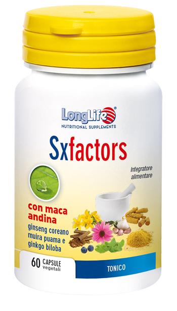 Acquistare online LONGLIFE SX FACTORS 60CPS