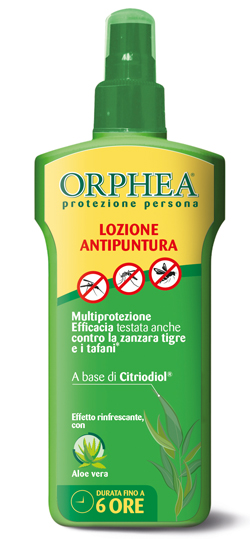 Orphea ANTIPUNTURA LOZIONE 100 ML - SUBITOINFARMA