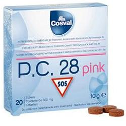 PC 28 PINK 20 TAVOLETTE - latuafarmaciaonline.it